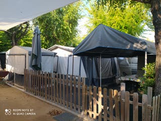 Caravana Camping La Masia(Blanes)