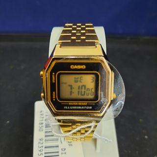 Reloj Casio para mujer Modelo LA680WGA-1DF