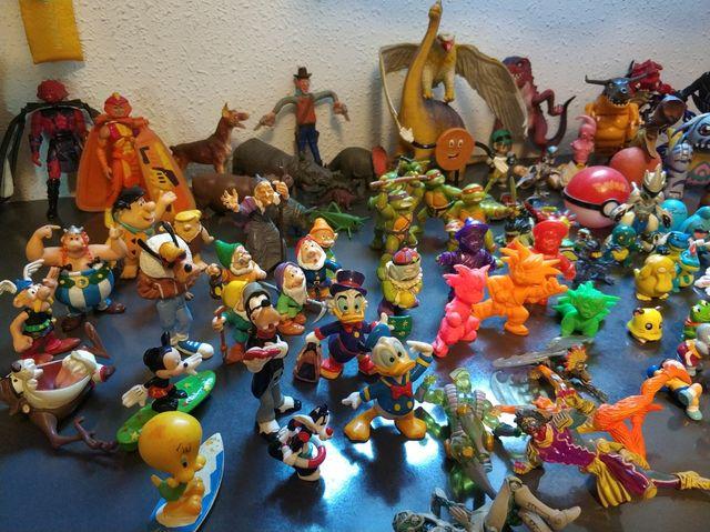 lote muñecos