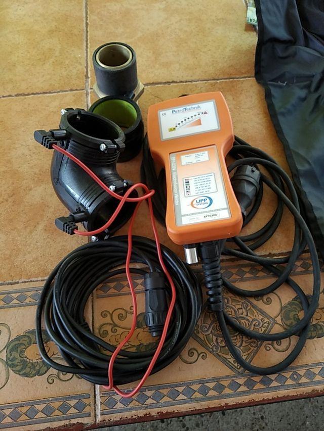 electrosoldadura para polietileno