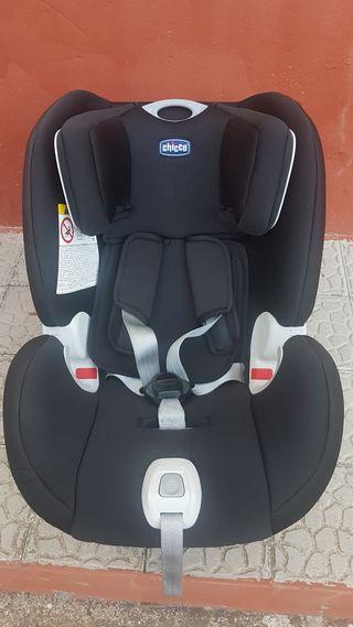 Silla transporte bebé coche