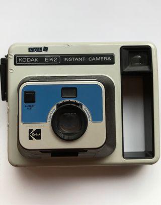 Cámara de fotos marca Kodak