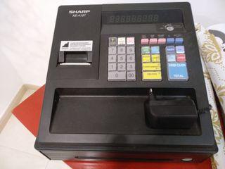 Caja registradora Sharp xe-a137
