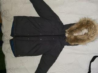 abrigo invierno
