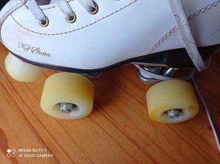 patines talla 34