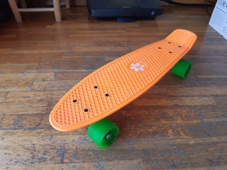 Mini skate niños plástico