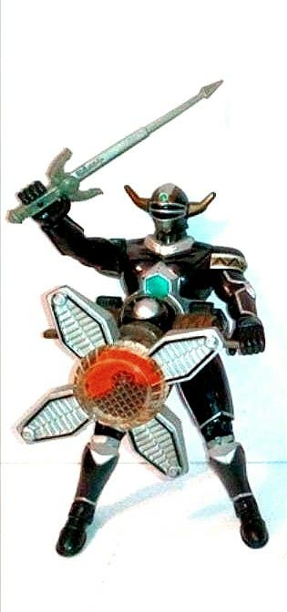 Juguetes figuras miniaturas PVC Power Rangers