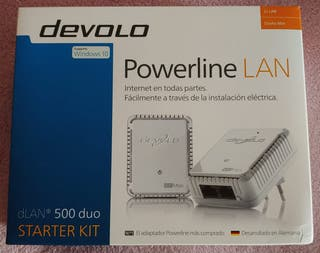 Devolo dLAN 500 duo Sarter KIT.