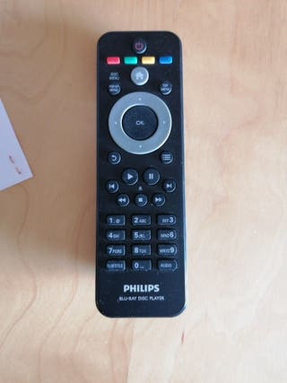 Mando Philips Blue ray/DVD