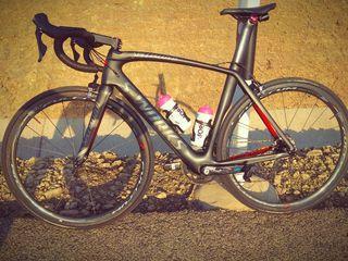 Bici de carretera Specialized S-works