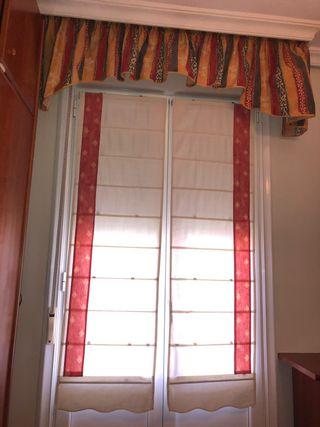 Estor - cortinon cajon de persiana - edredon