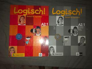 Libro Alemán Logisch