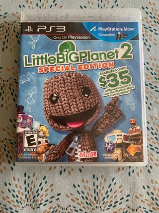 Little Big Planet 2 PS3 Special Edition