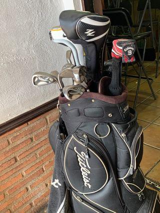 Bolsa palos de golf