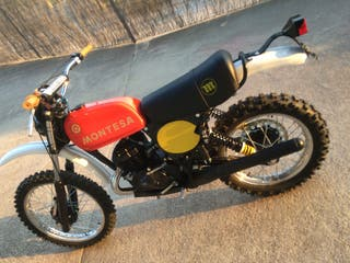Montesa Enduro 250 H6 (1977)