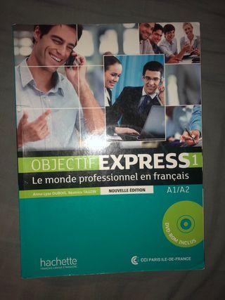 Libro de francés Express