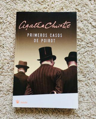 Novela Agatha Christie. Primeros casos Poirot