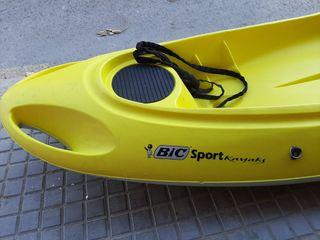 Pack Kayak rígido individual BIC