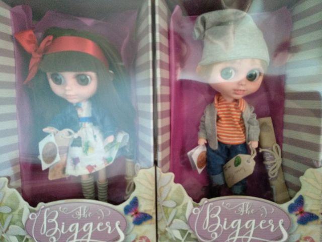 Muñecos Biggers