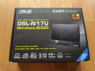 Modem router ADSL Asus DSL-N17U