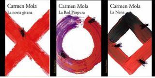 trilogía Carmen mola