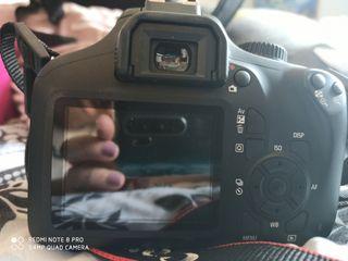 camara de fotos canon eos 4000d
