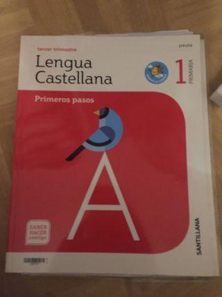 Libro lengua 1 primaria