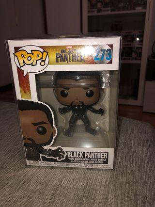 FUNKO POP - BLACK PANTHER #273 , Nuevo