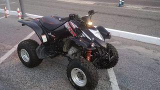 Quad 250cc KYMCO