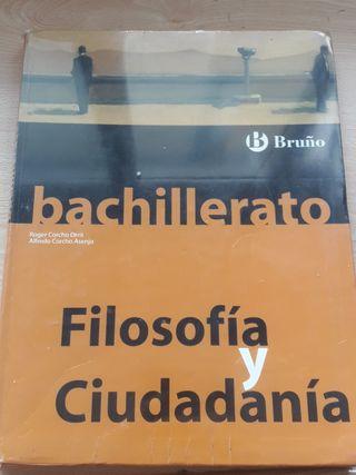 libro bachiller de filosofía y ciudadanía