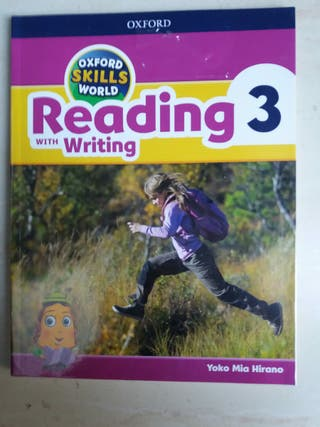Oxford skills world reading and writing 3