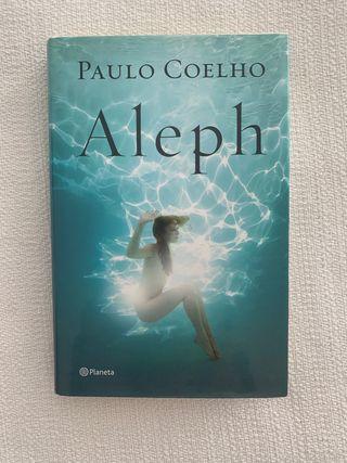 Libro Aleph de Paulo Coelho