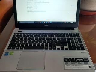 Ordenador portátil Acer Aspire V3-572G