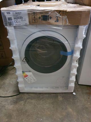 lavadora Siemens de 9 kilos 1400 revoluciones