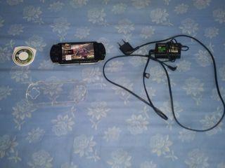 PSP PLAYSTATION PORTABLE