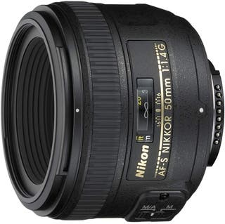(Alquiler) Nikon 50mm 1.4
