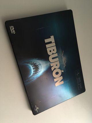 Tiburón - Edición 30 aniversario - Caja metalica