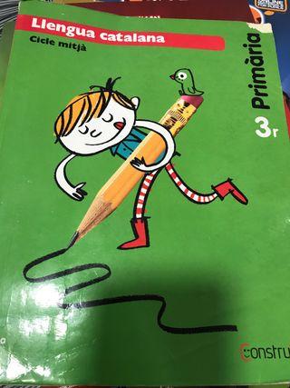 Llengua catalana 3 primaria cruilla