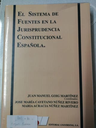 manual fuentes convencionales del derecho uned