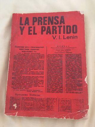 La prensa y el partido