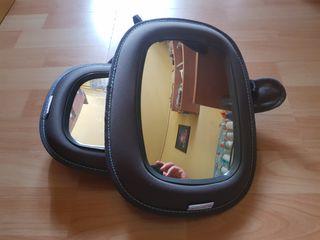 DOS espejos traseros de coche bebé MUNCHKIN