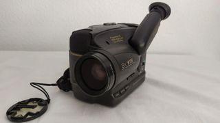 Cámara vídeo Panasonic mini VHS