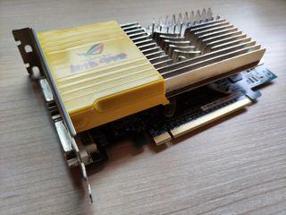Tarjeta gráfica Asus NVIDIA GT8600GT Silent 512MB