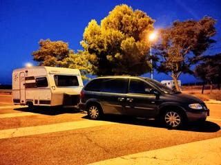 caravana menos 750kg
