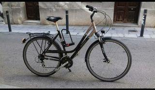 Bicicleta de trekking