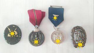 medallas Wehrmacht