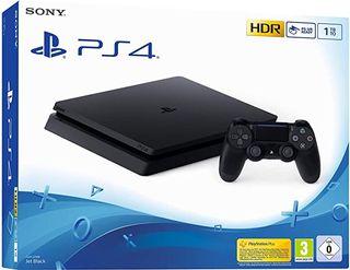 PS4 + Mando + juegos