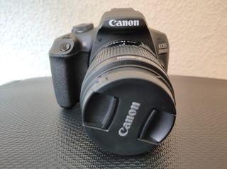Cámara fotos réflex Canon Eos 2000d