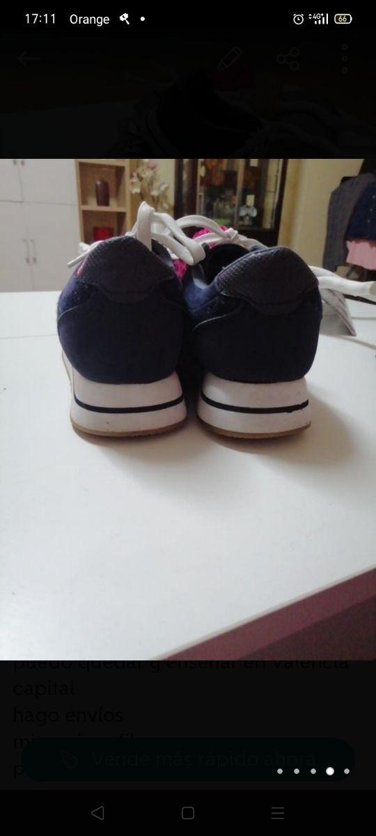 zapatillas Pull&bear chica 37