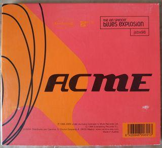 The Jon Spencer Blues Explosion Acme